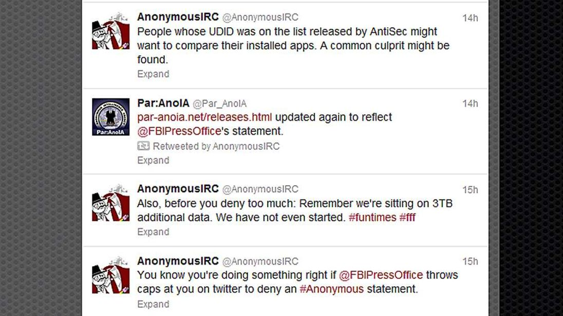 Screengrab from twitter.com/AnonymousIRC