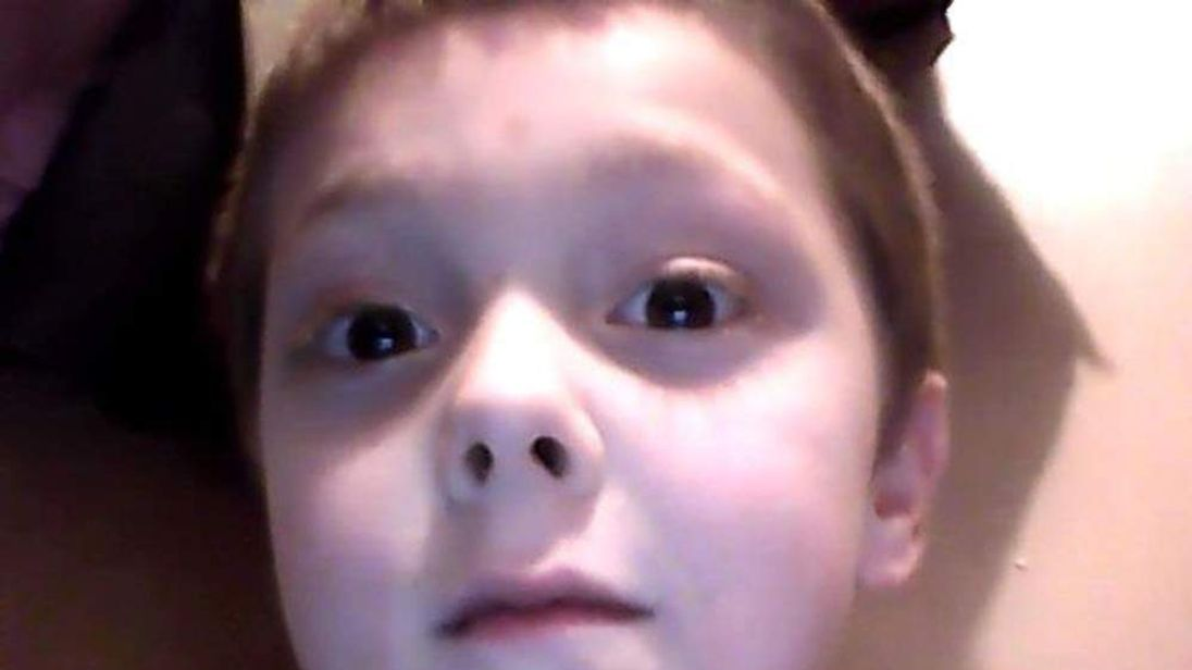 8 Year old Tyler Doohan who saved six people from a fire and died trying to save the seventh. Pic: Facebook