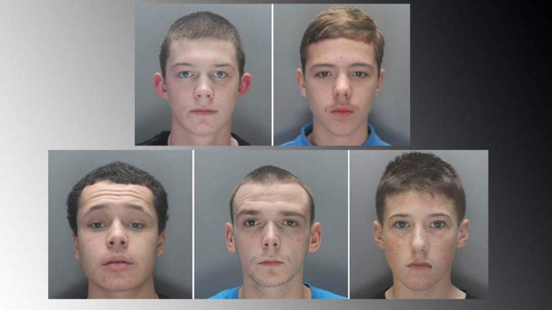 Lanehead Gang
