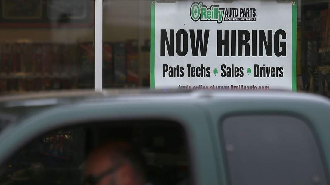 Friday's US jobs report for May likely to show steady gains
