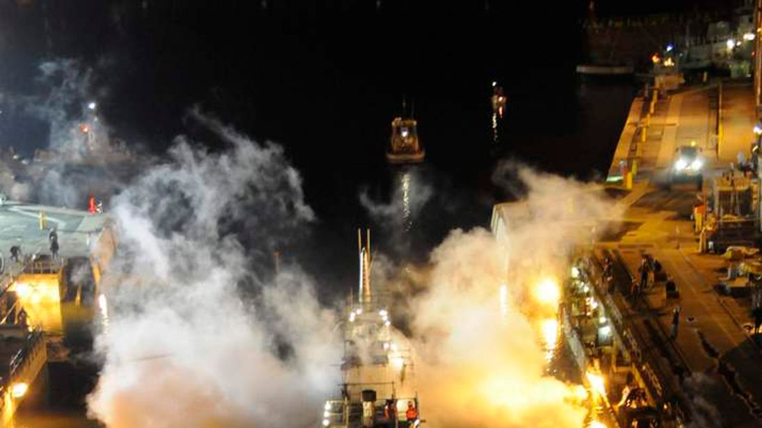 USS Miami