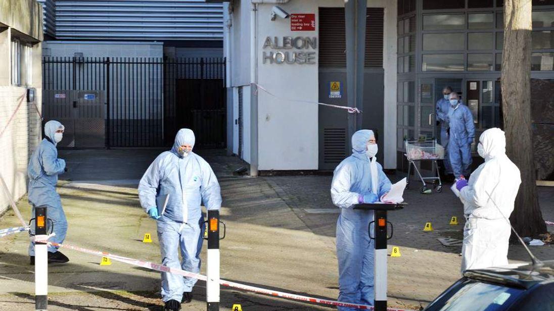 Wandsworth murder