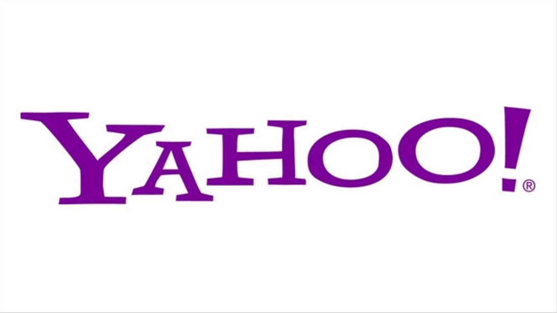 Old Yahoo logo