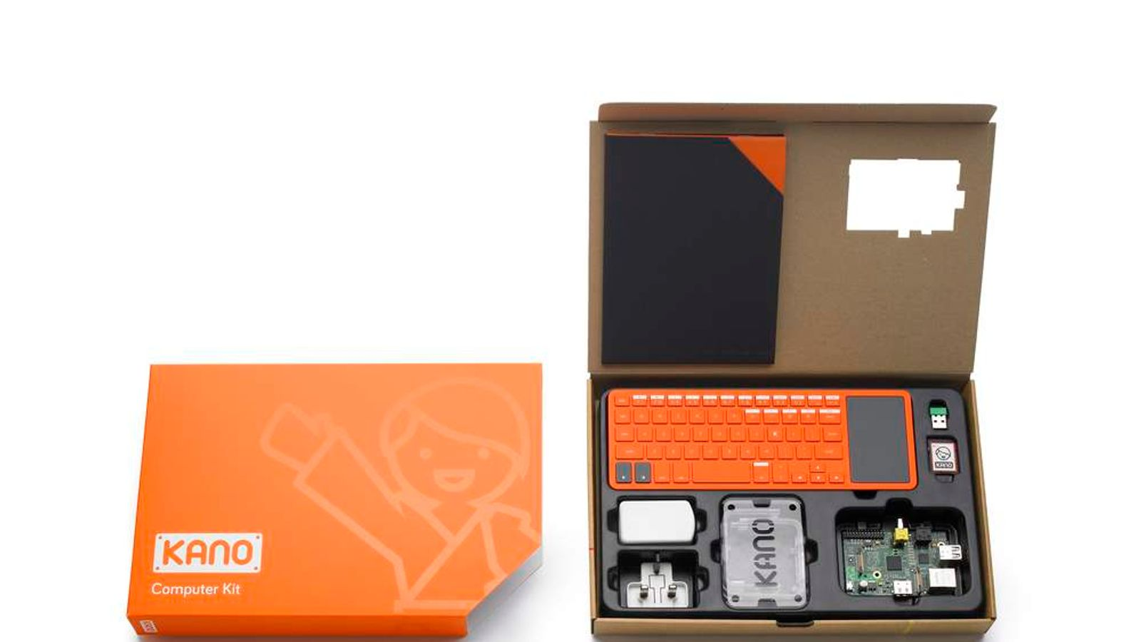 Kano Kit Open box