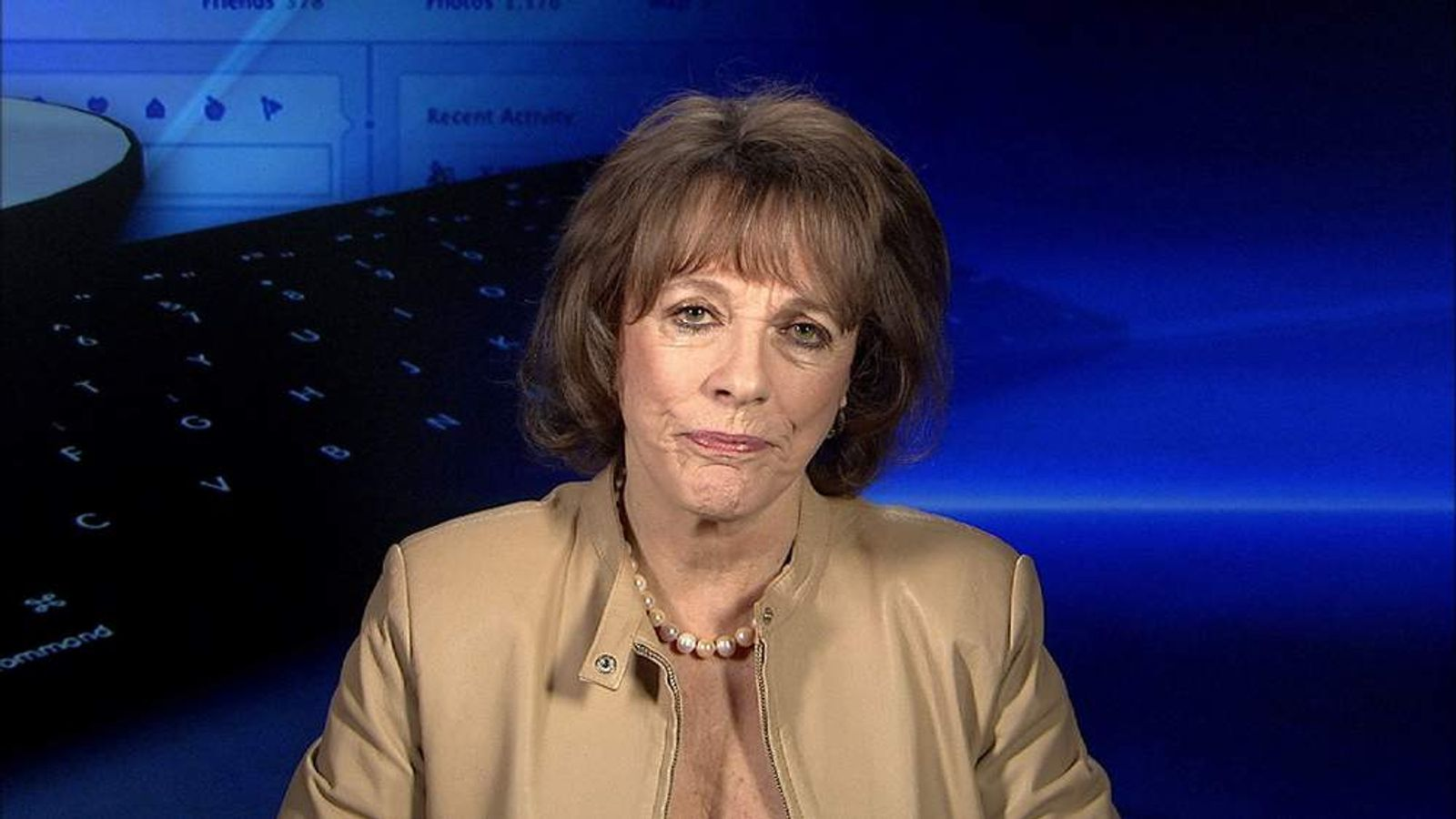 080114 SUNRISE ESTER RANTZEN BULLYING
