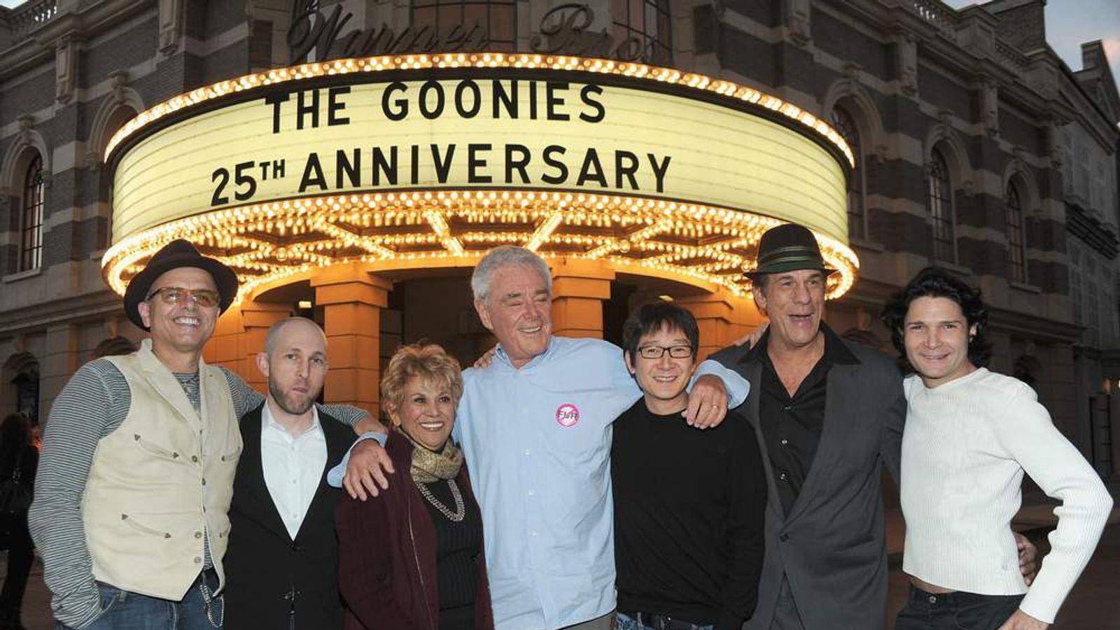 The goonies cast 2012
