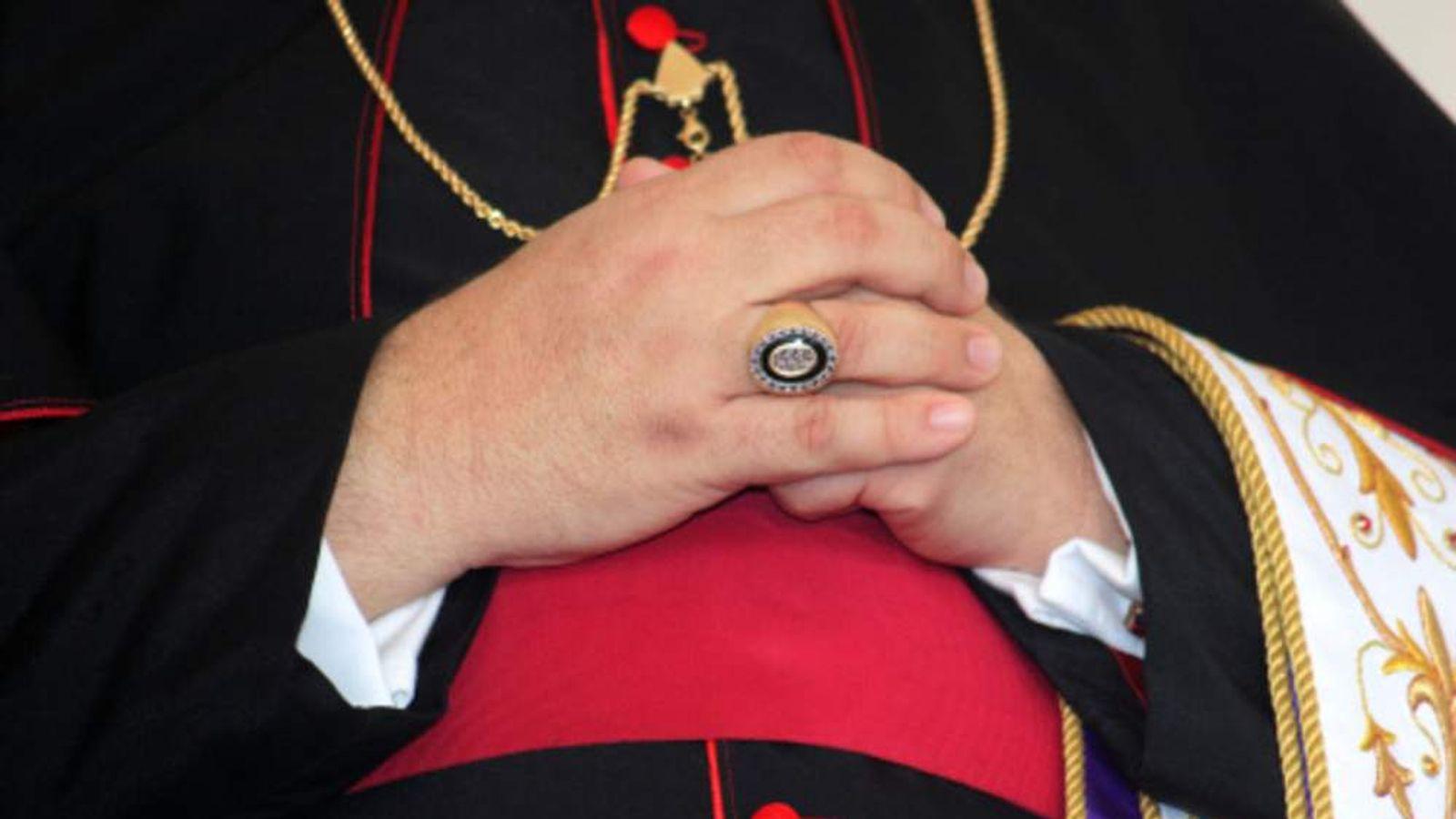 ThinkStock image of bishop