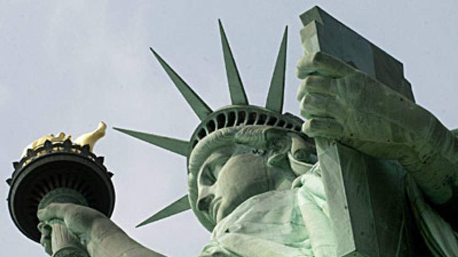 95 Statue of Liberty