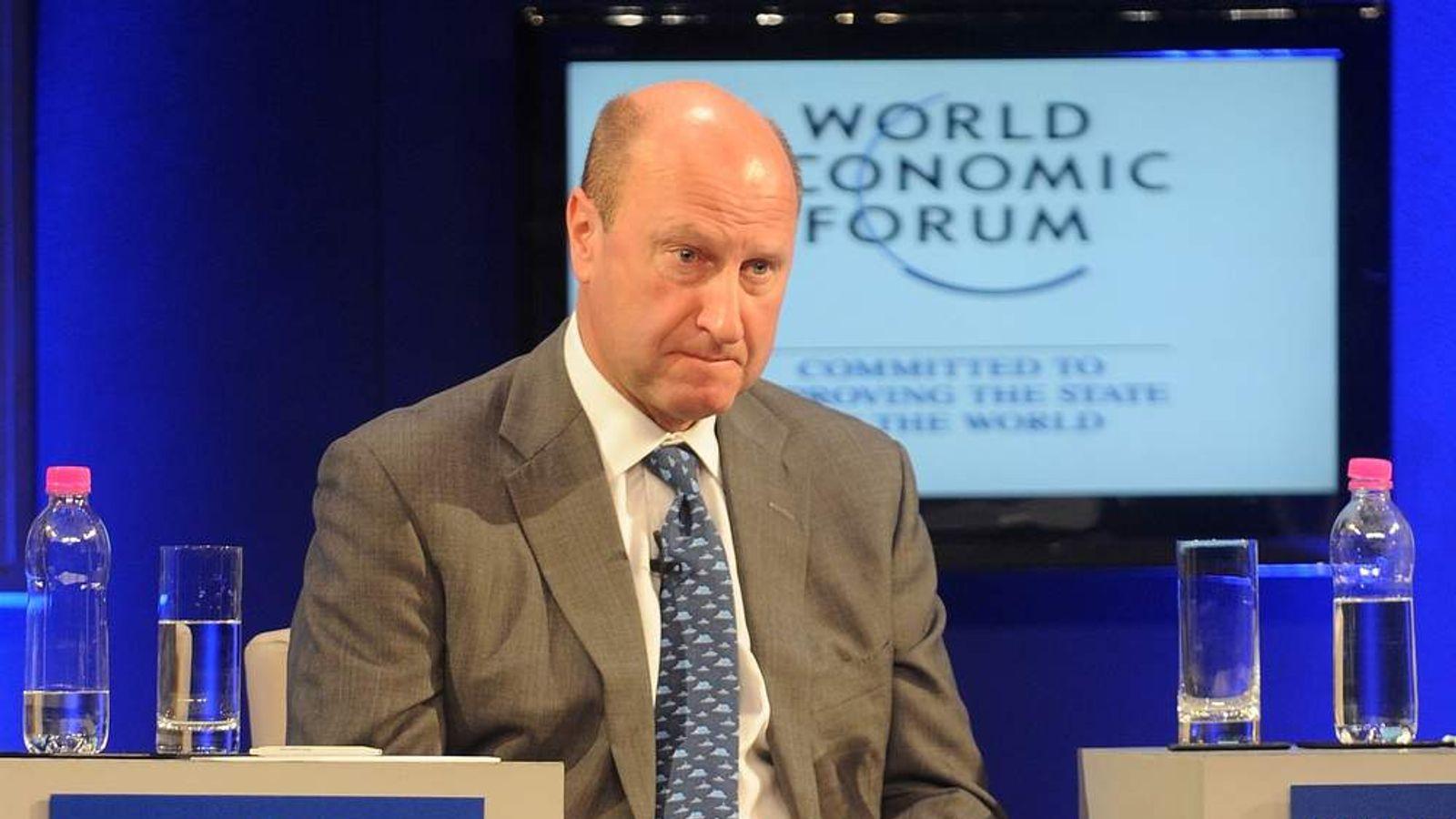 Rich Ricci of Barclays bank