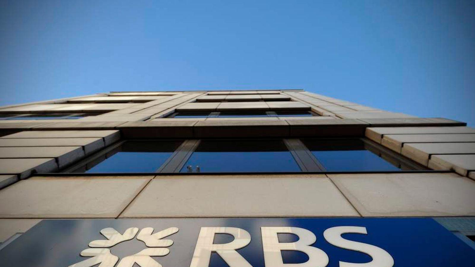 Royal Bank of Scotland branch
