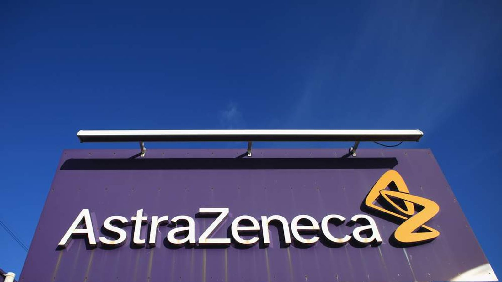 AstraZeneca rejects a bid from US giant Pfizer.