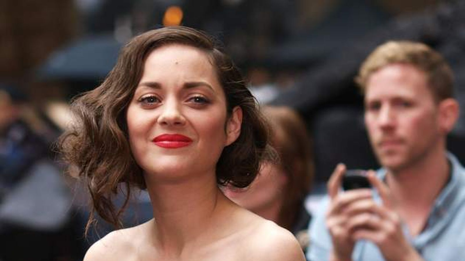 Marion Cotillard July 2012