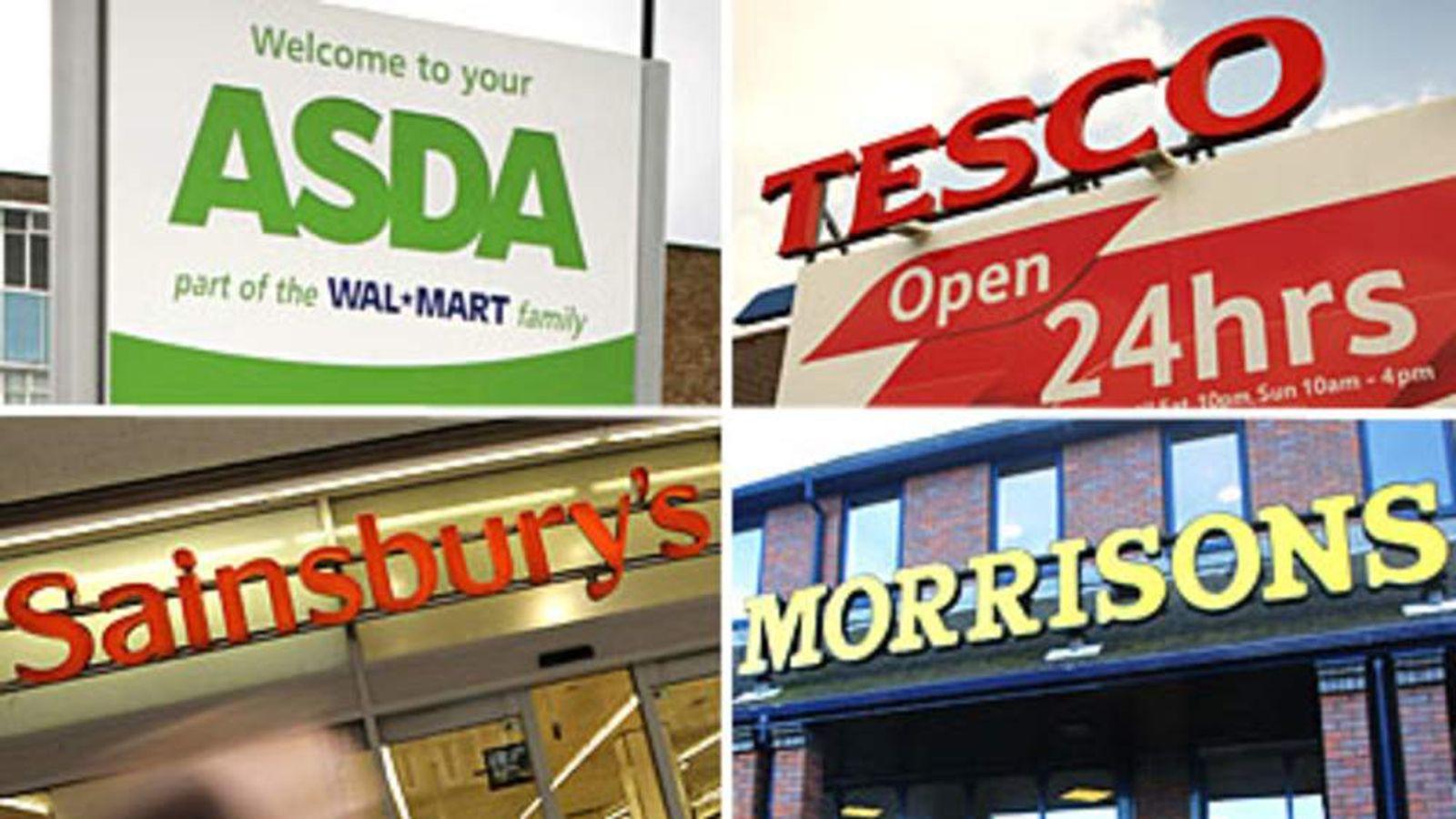 UK Supermarkets
