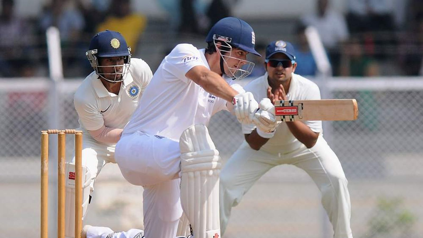 England against India A in Mumbai