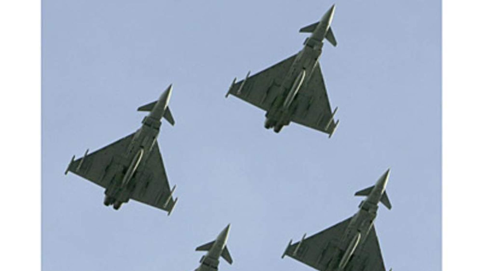 PG RAF Typhoons go operational Eurofighter 6