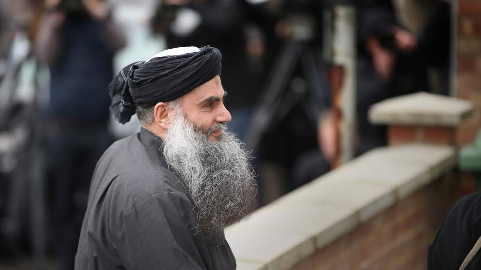 Muslim Cleric Abu Qatada Is Released From Prison