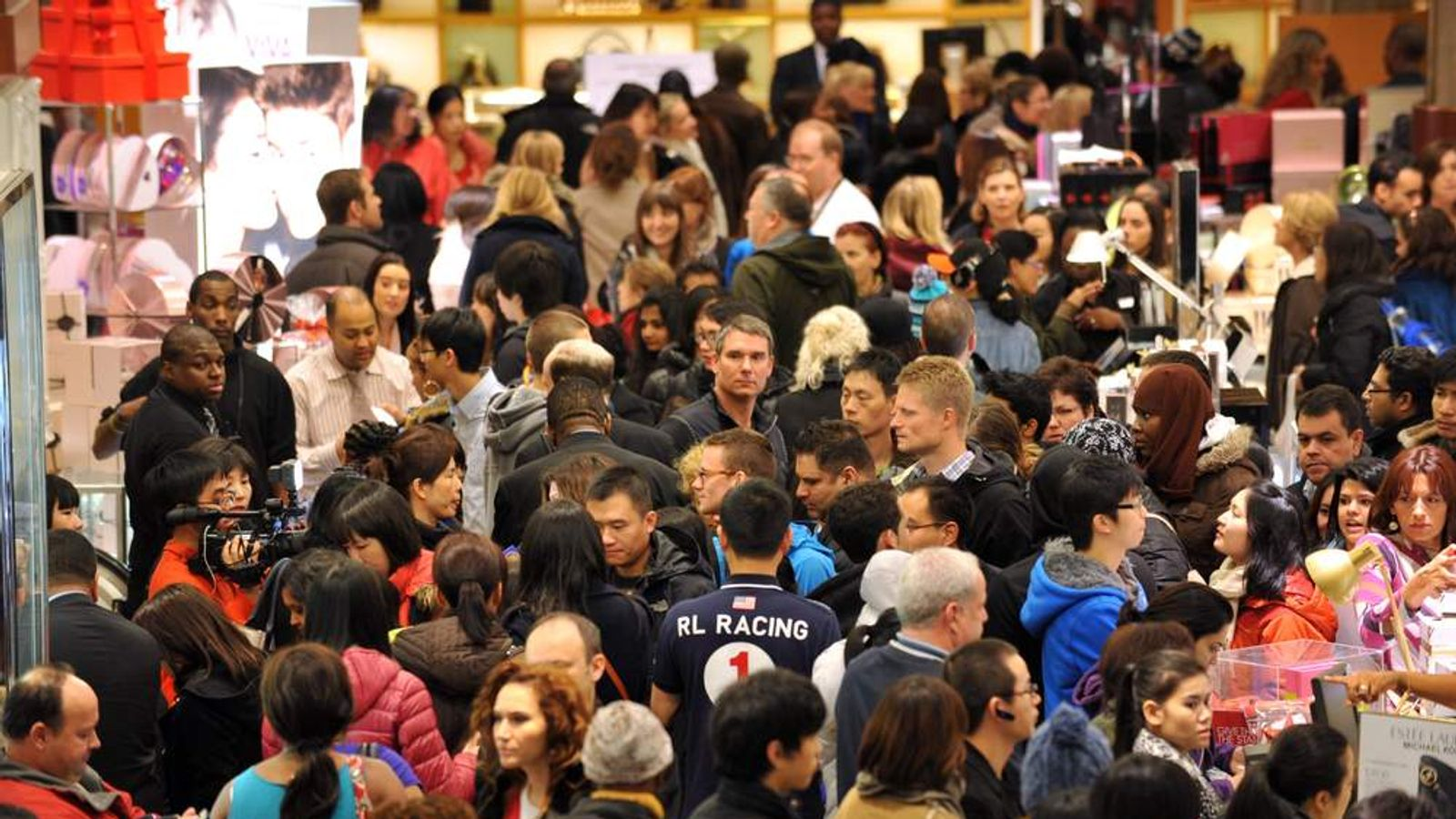 US-ECONOMY-BLACK FRIDAY