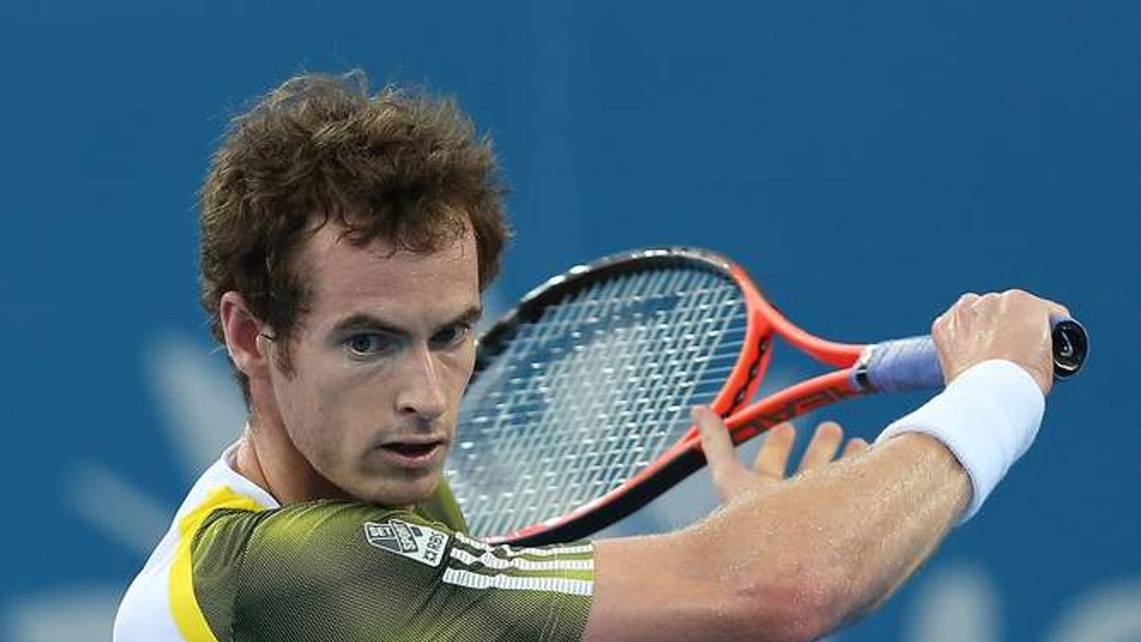 Brisbane International - Andy Murray