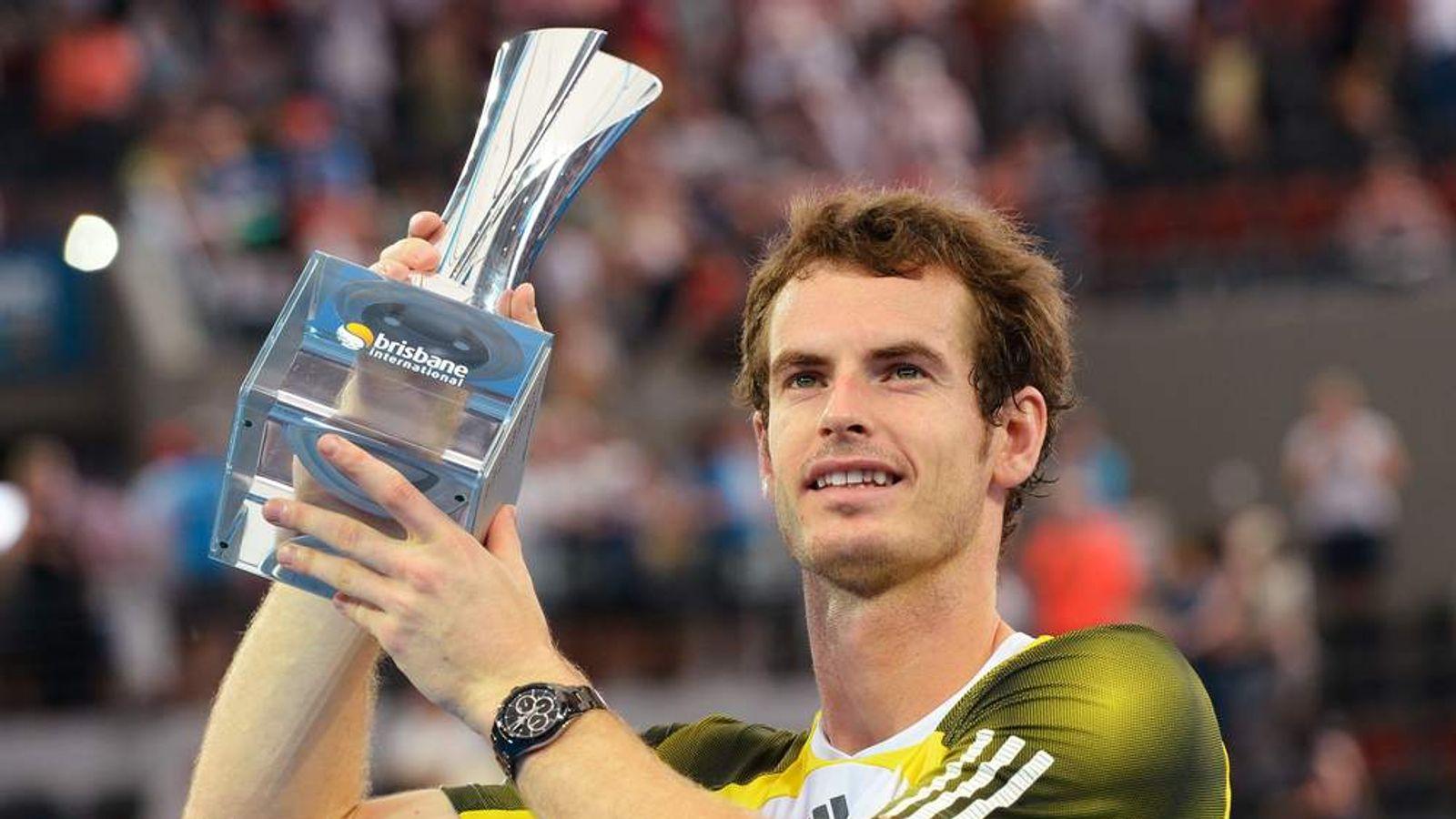 Murray wins Brisbane International