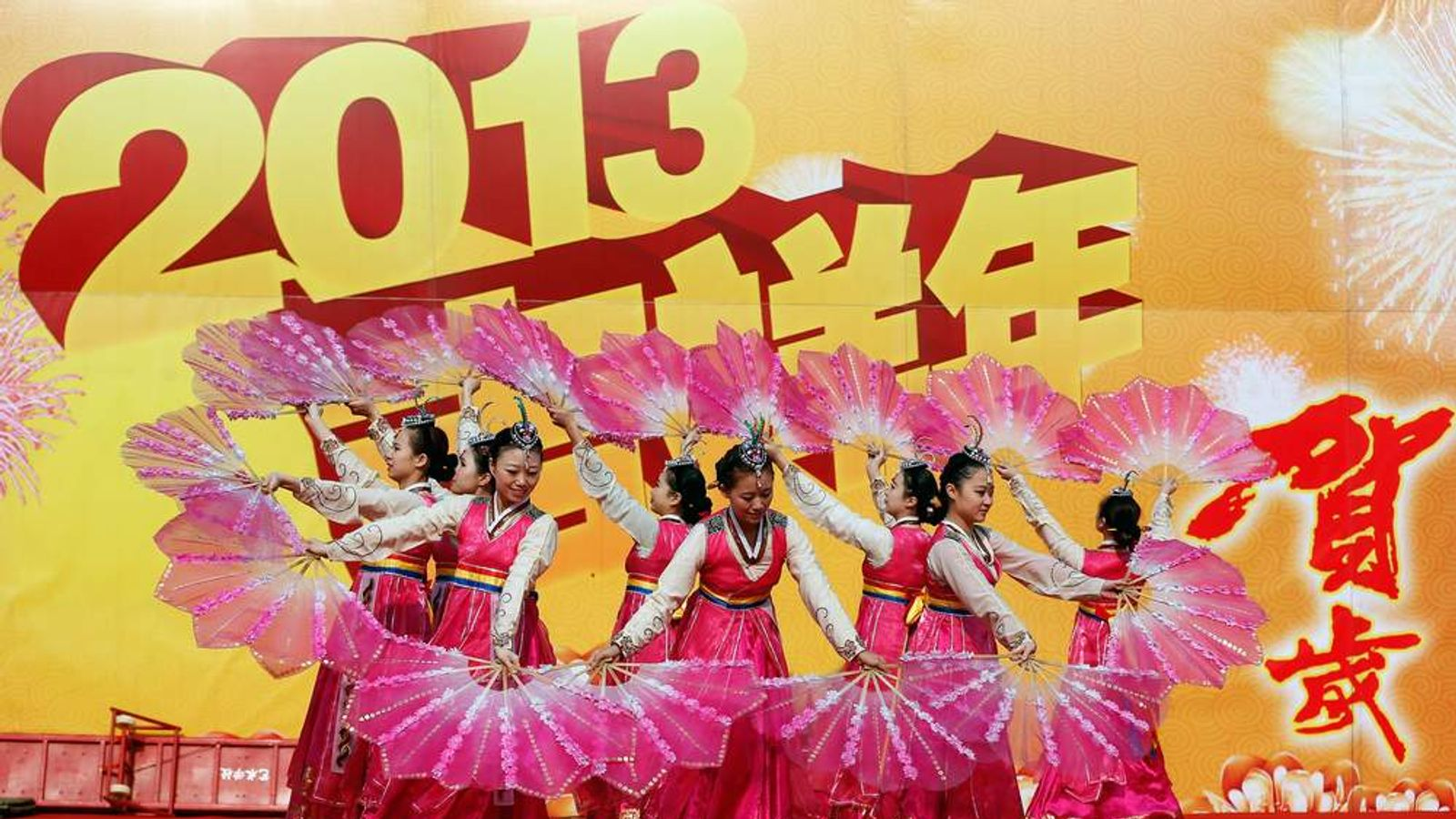 China's Spring Festival