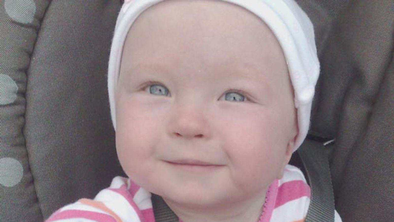 Hayley Fullerton, who died at Birmingham Children's Hospital in Nov 2009
