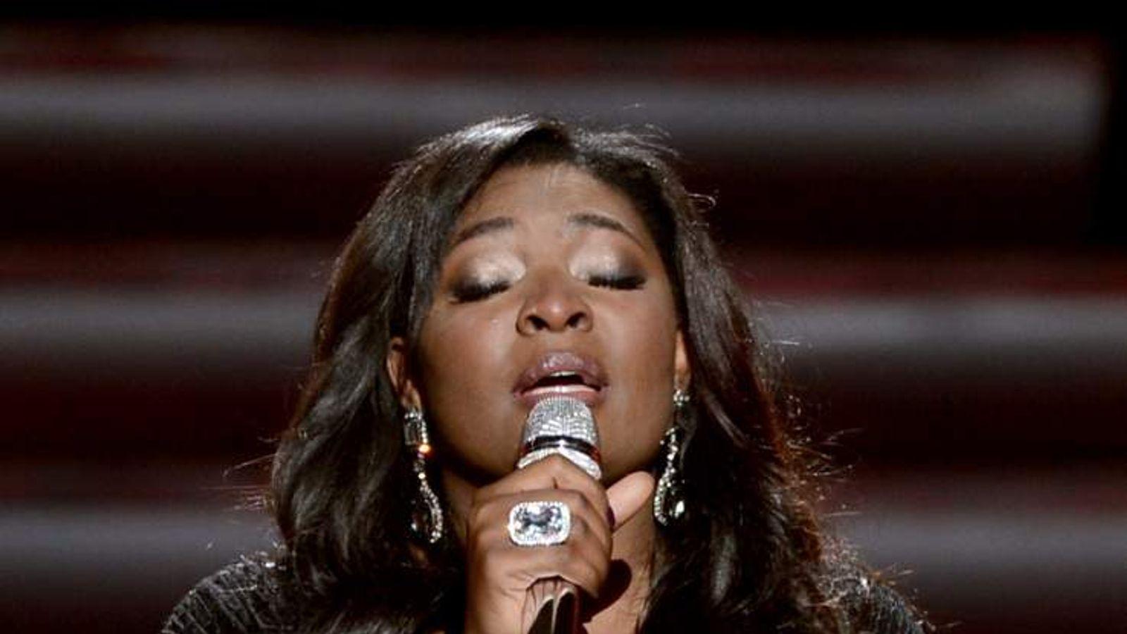 American Idol winner Candice Glover
