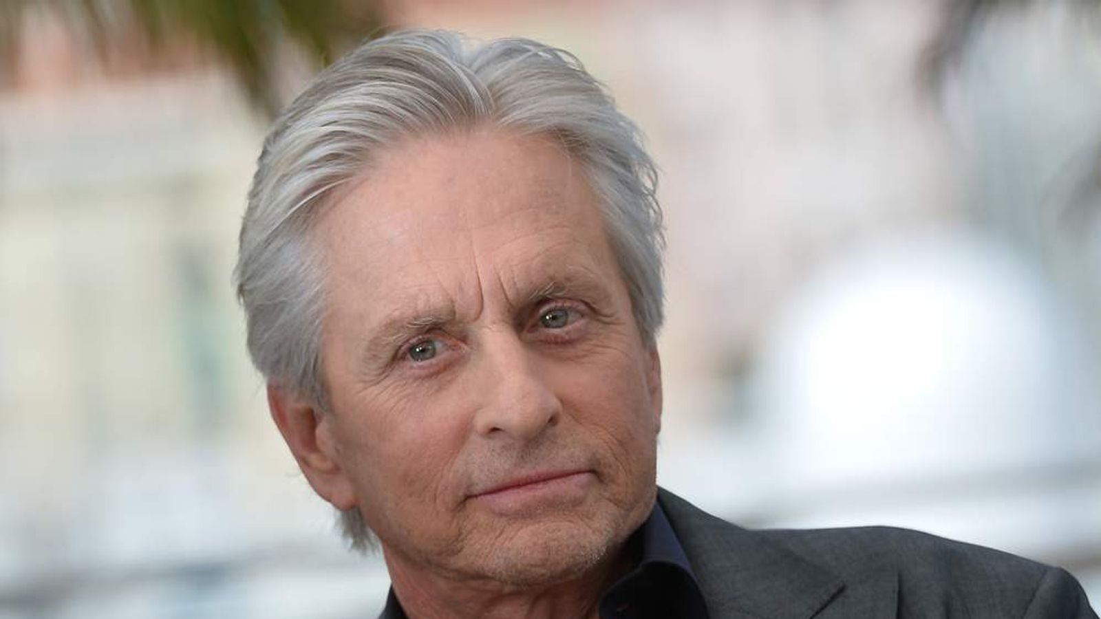 Hollywood actor Michael Douglas