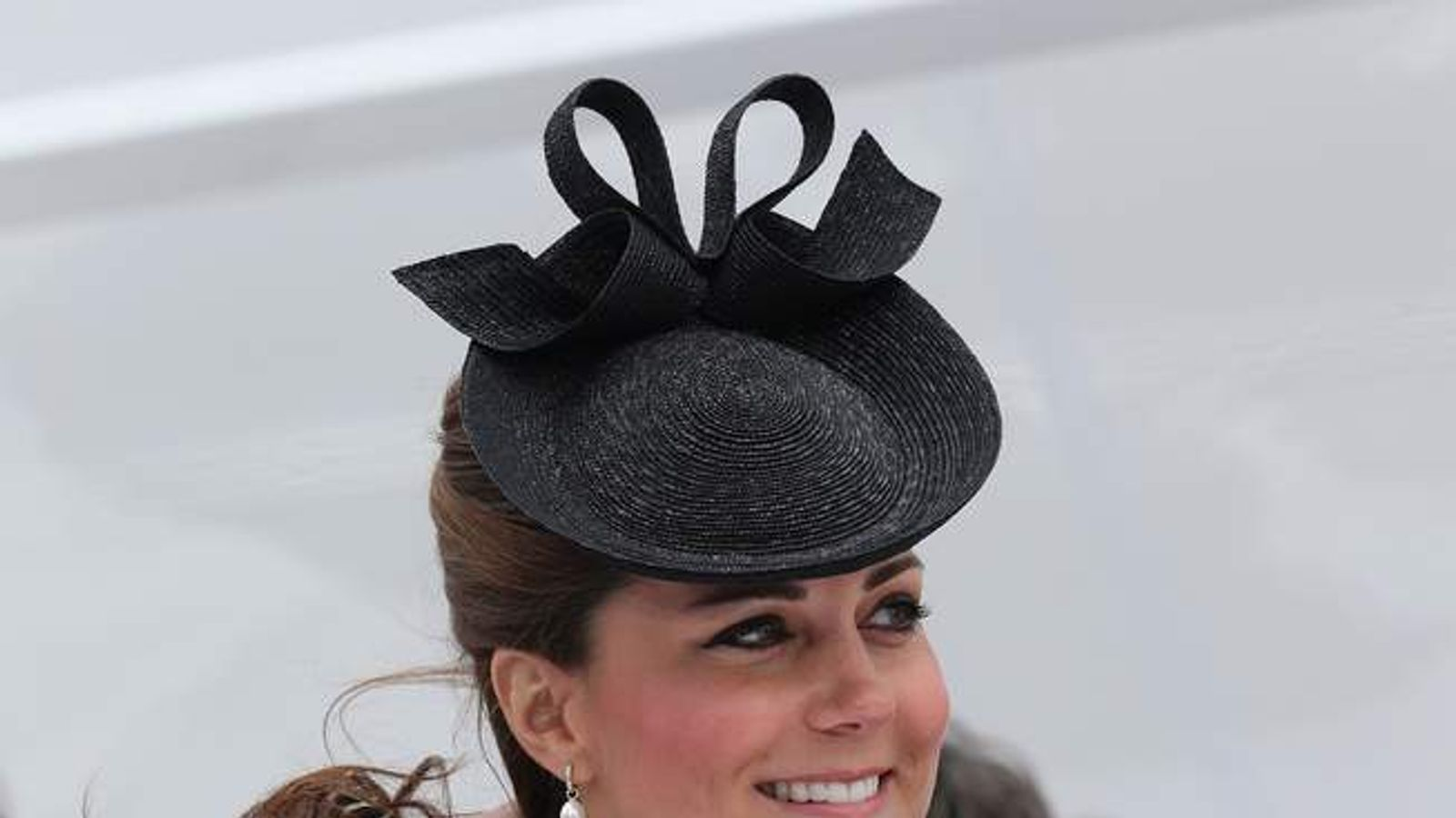 The Duchess Of Cambridge Attends Princess Cruises Ship Naming Ceremony