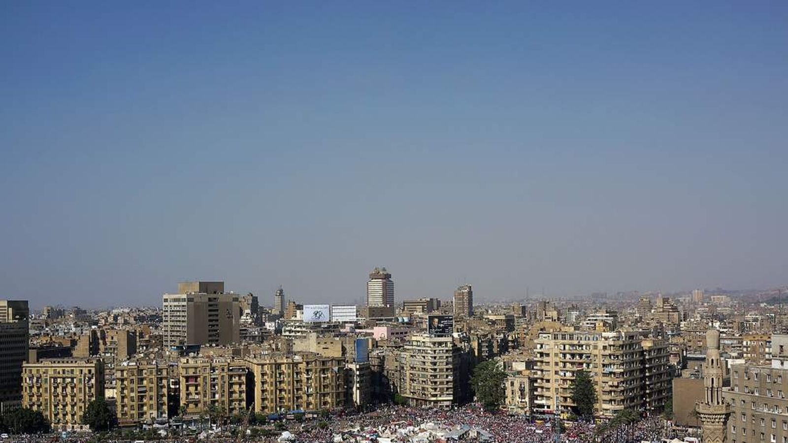 Egypt Protests Intensify As Army Deadline Approaches
