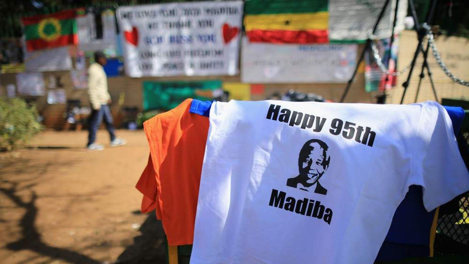 South Africa To Celebrate Nelson Mandela's Birthday