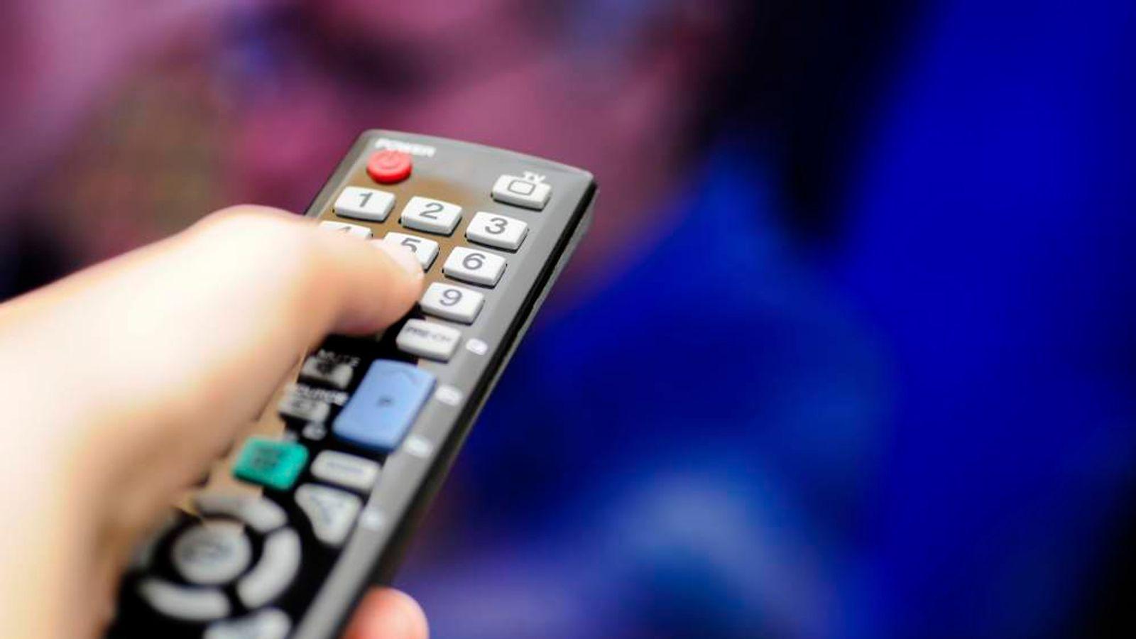 TV generic picture