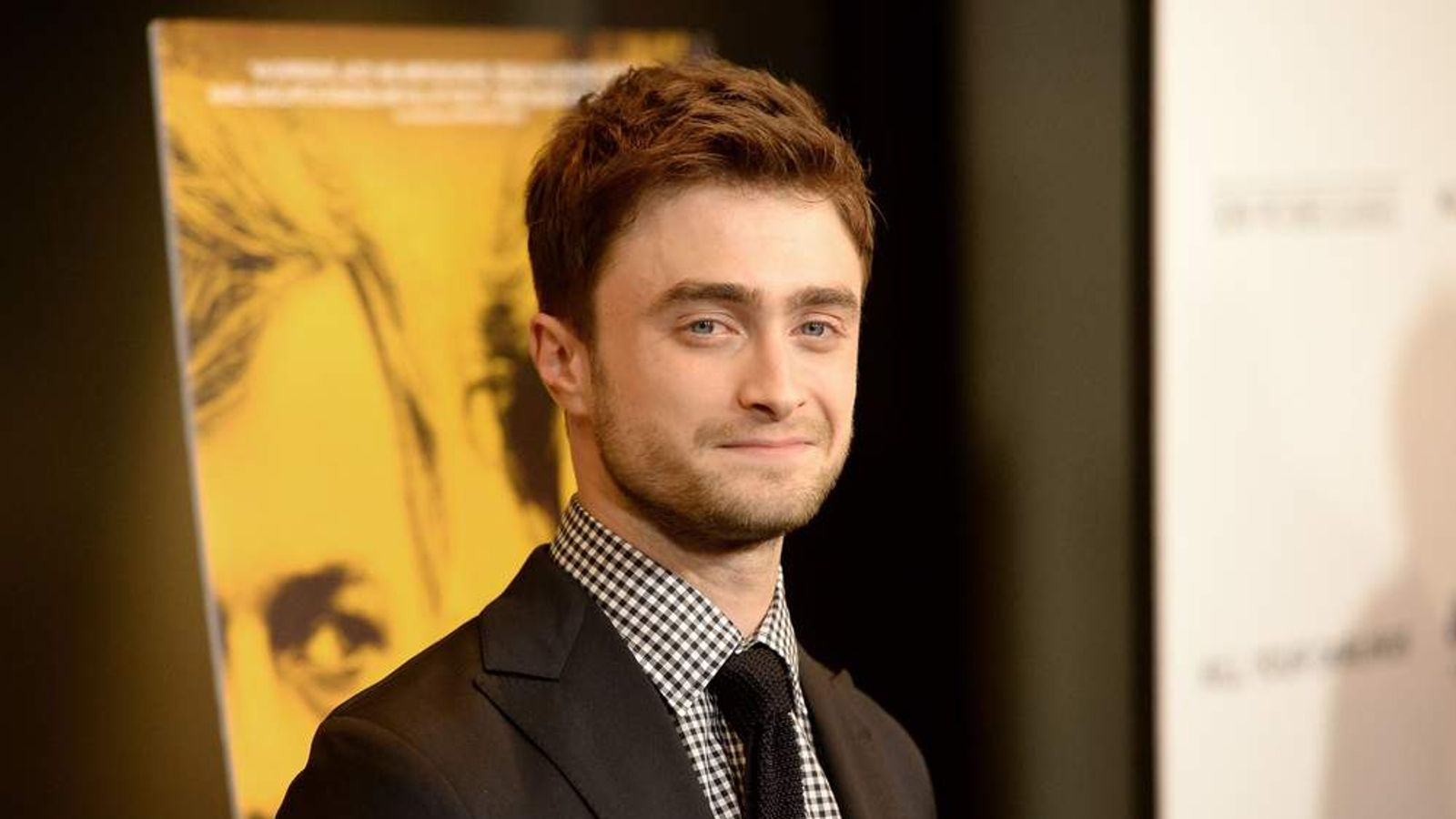 Daniel Radcliffe At Premiere Of Kill Your Darlings