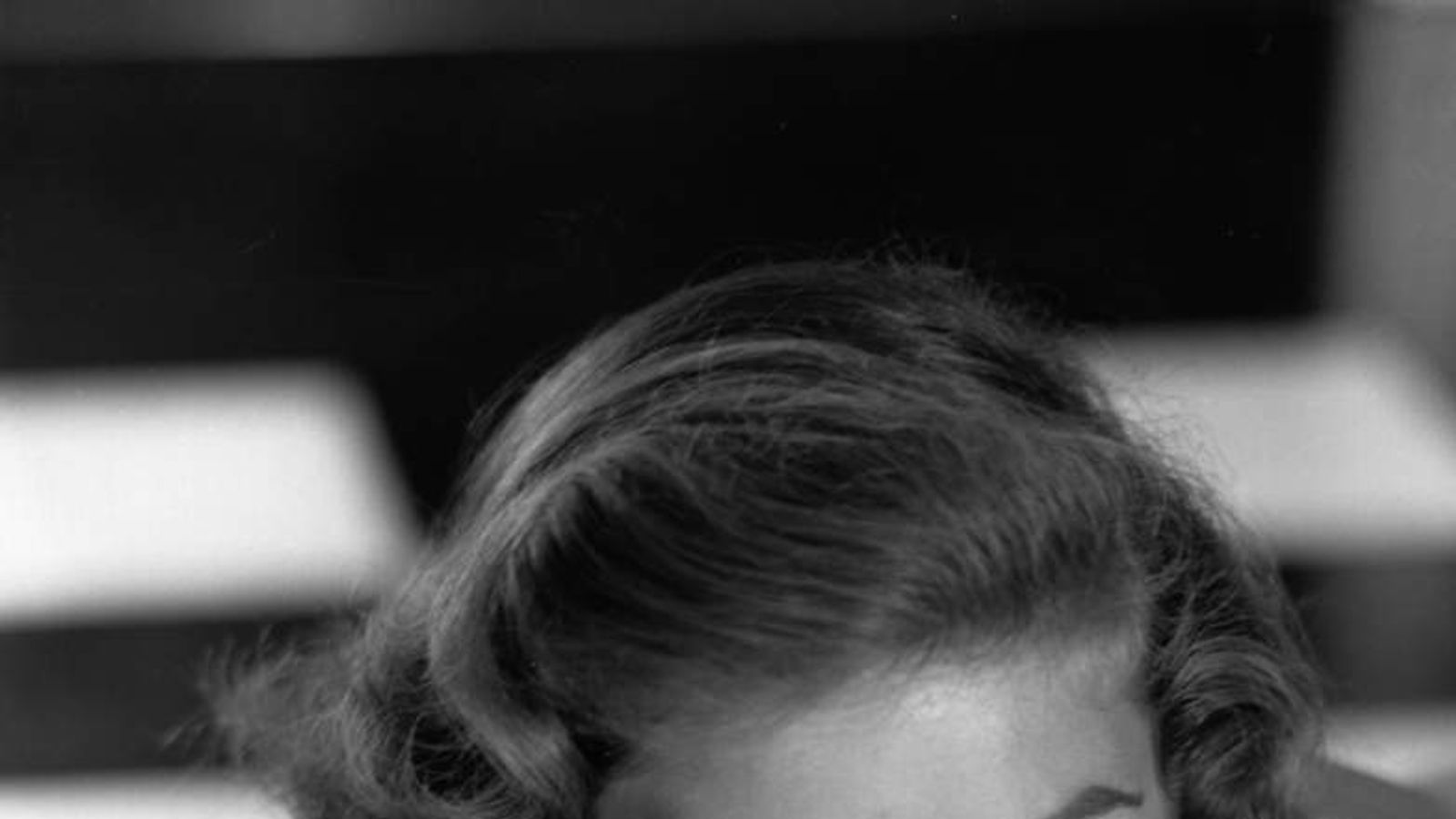 Hollywood Star Lauren Bacall