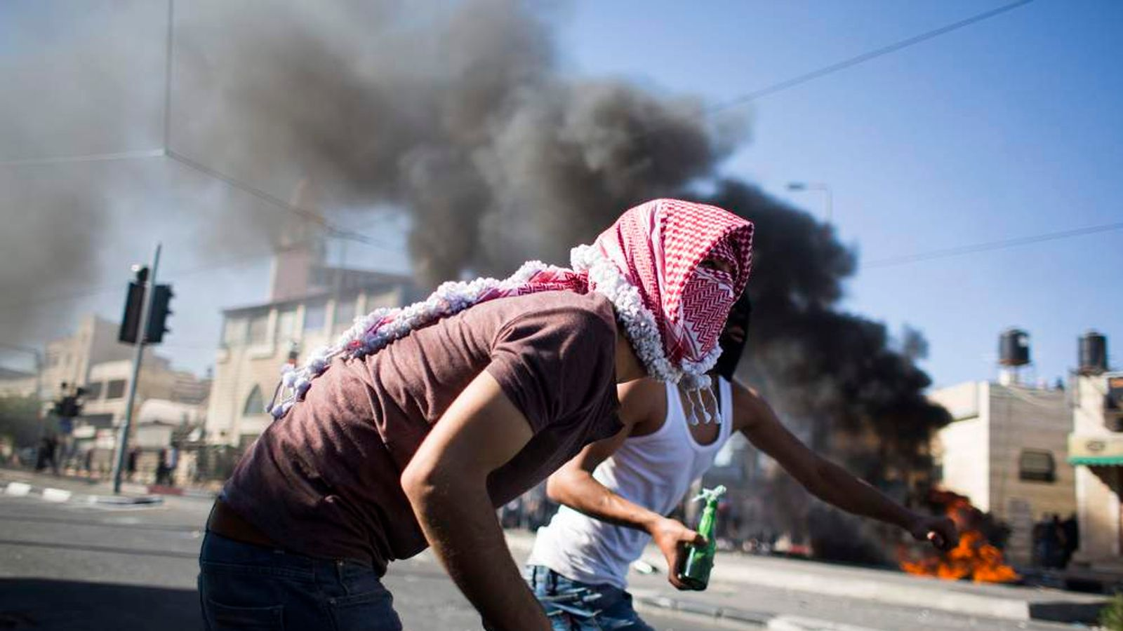 Clashes In East Jerusalem As Palestinian Teenager Reported Murdered