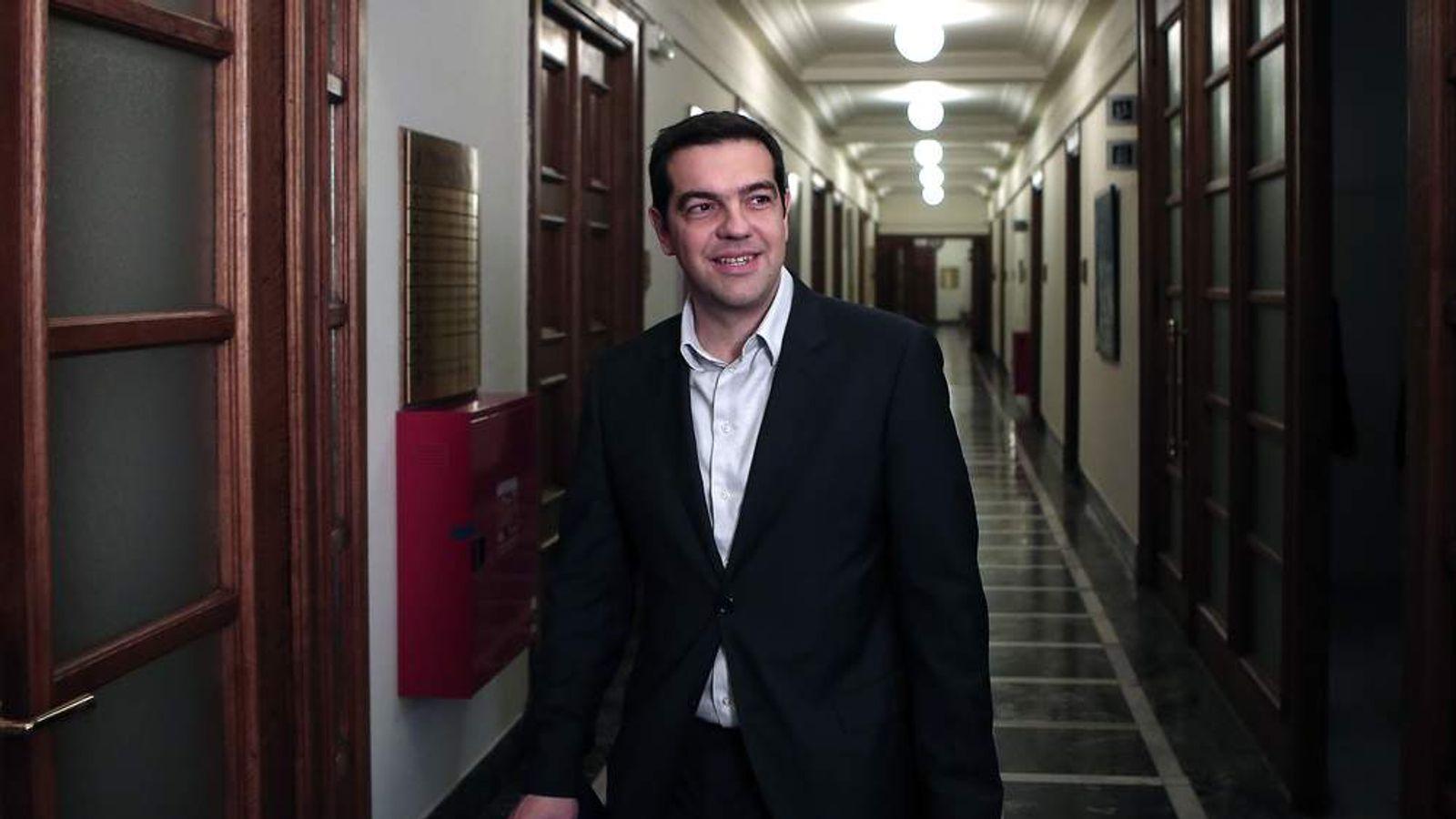 GREECE-ECONOMY-POLITICS