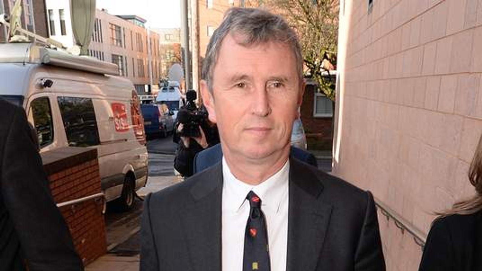 MP Nigel Evans On Trial For Alleged Sex Offence Charges
