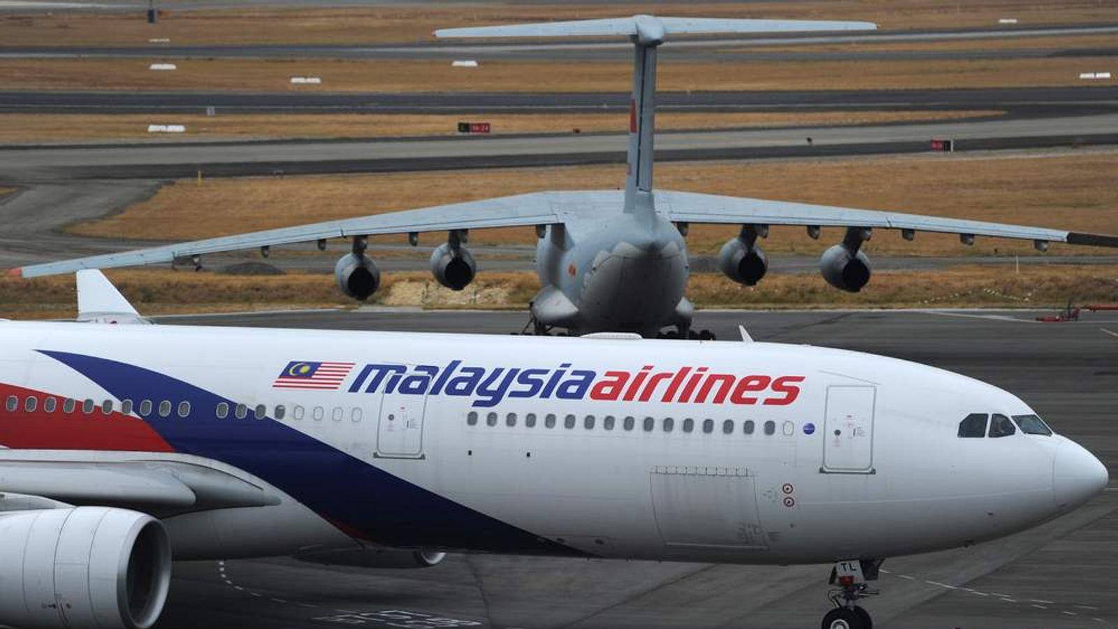 AUSTRALIA-MALAYSIA-CHINA-MALAYSIAAIRLINES-TRANSPORT