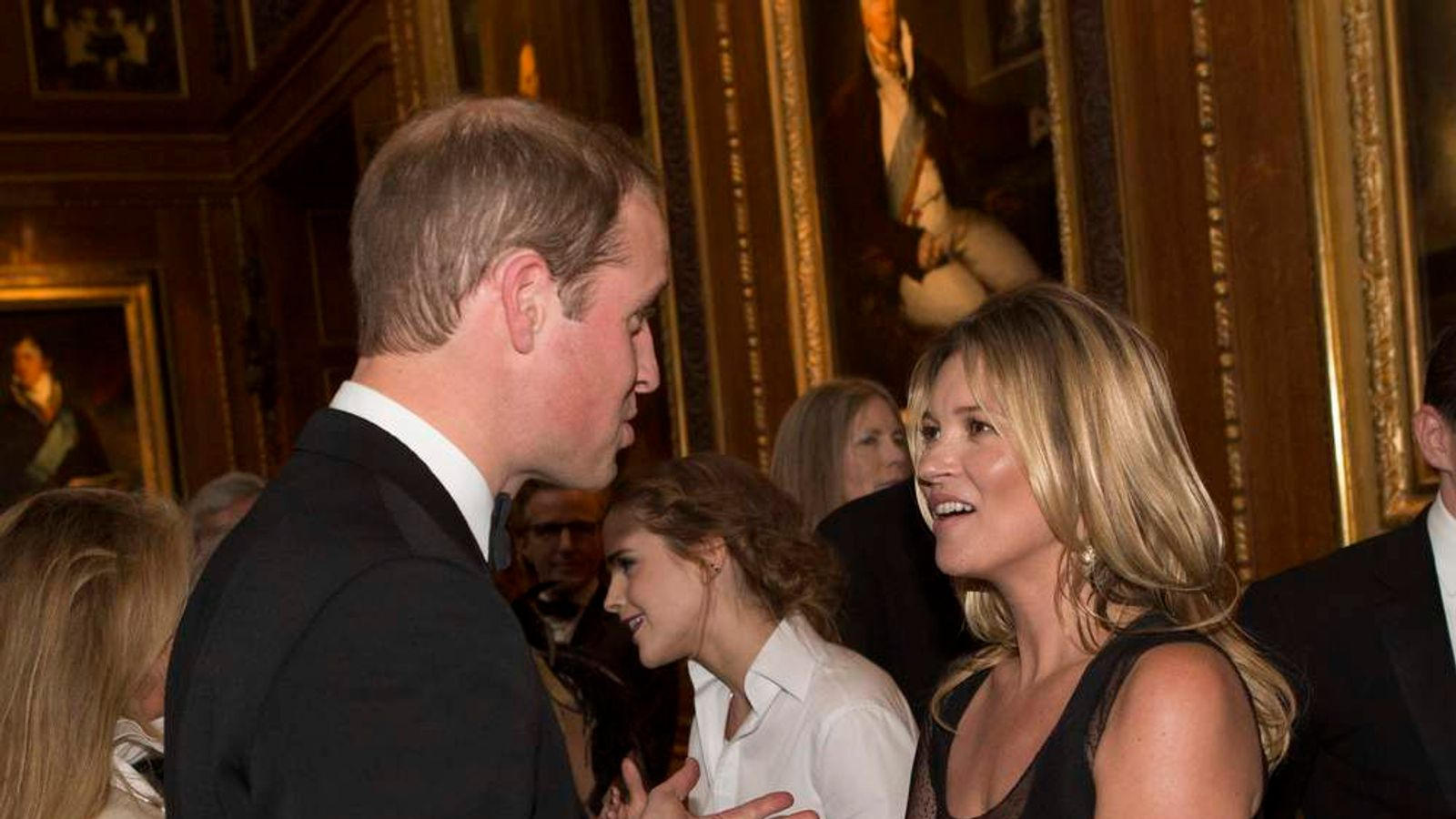 The Duke Of Cambridge Celebrates The Royal Marsden