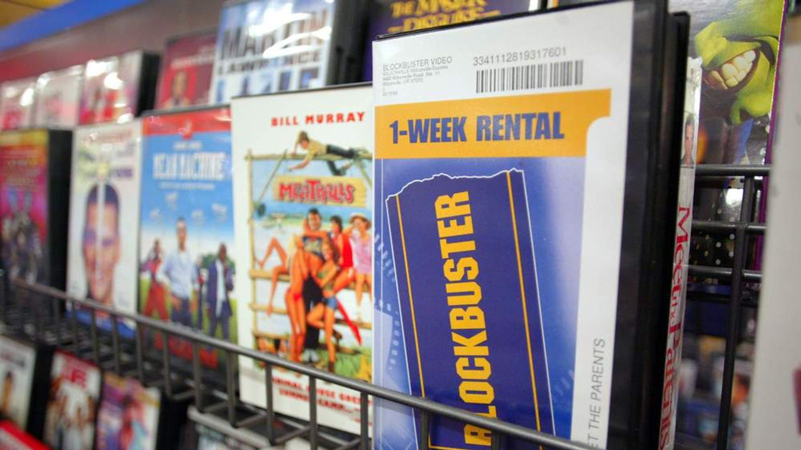 Blockbuster Offers To Buy Competitor Hollywood Video