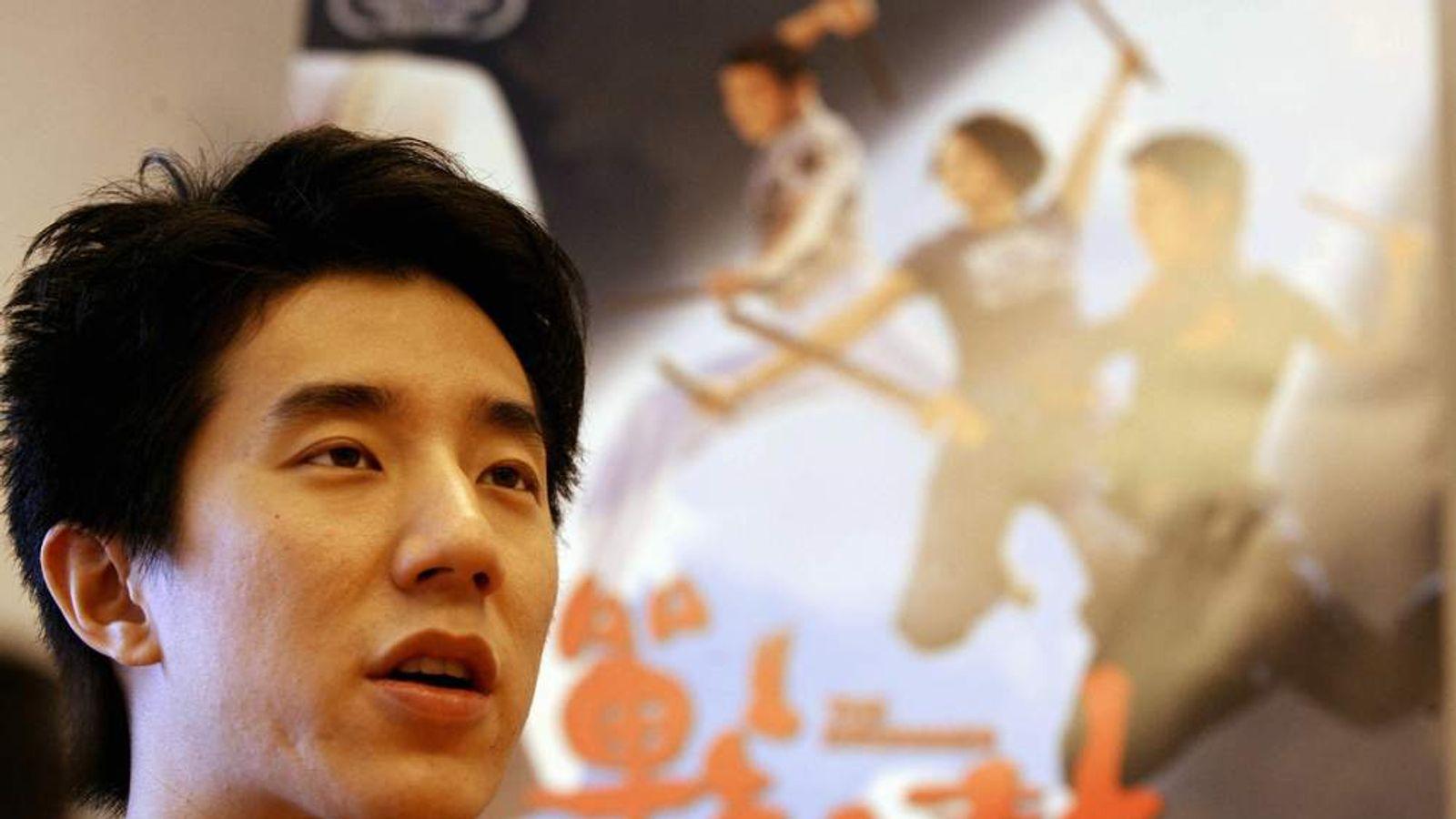 Jackie Chan's Son Jaycee Chan