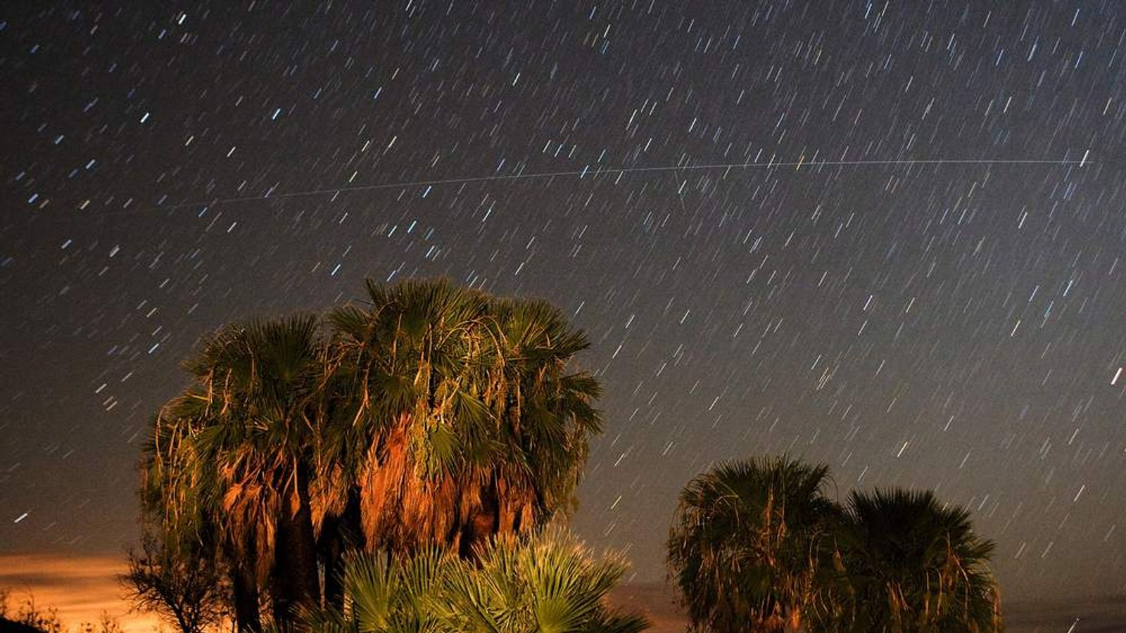 The Annual Perseid Meteor Shower Offers Celestial Show In Night Sky