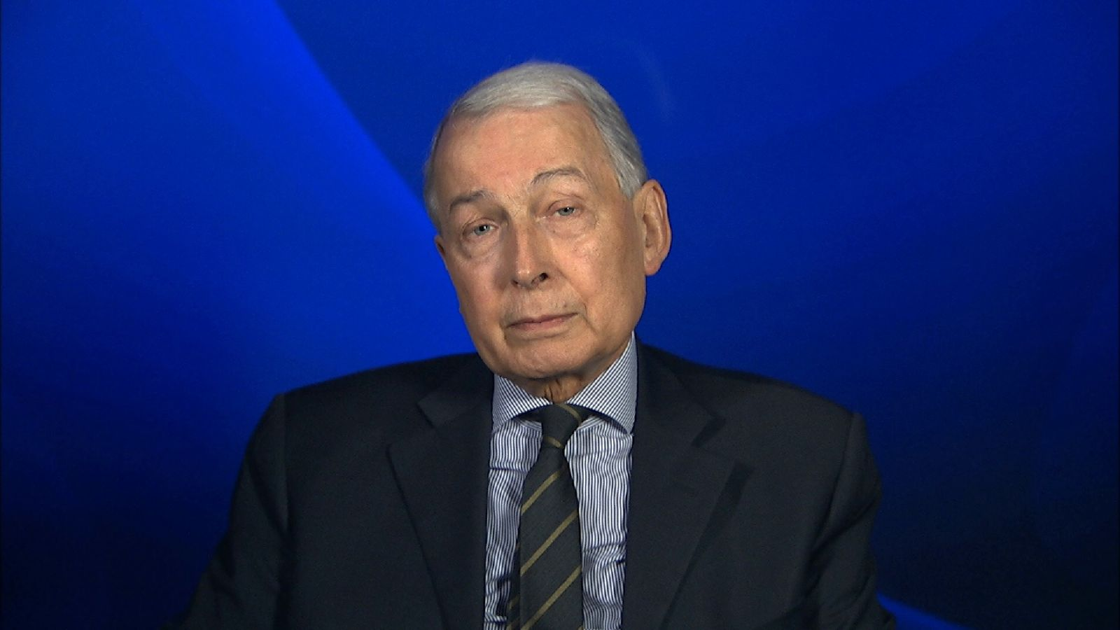 Frank Field chairs the Work and Pensions Select Committee