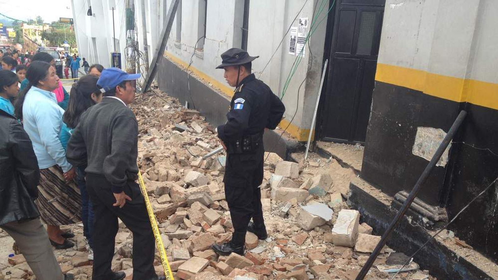 Guatemala quake