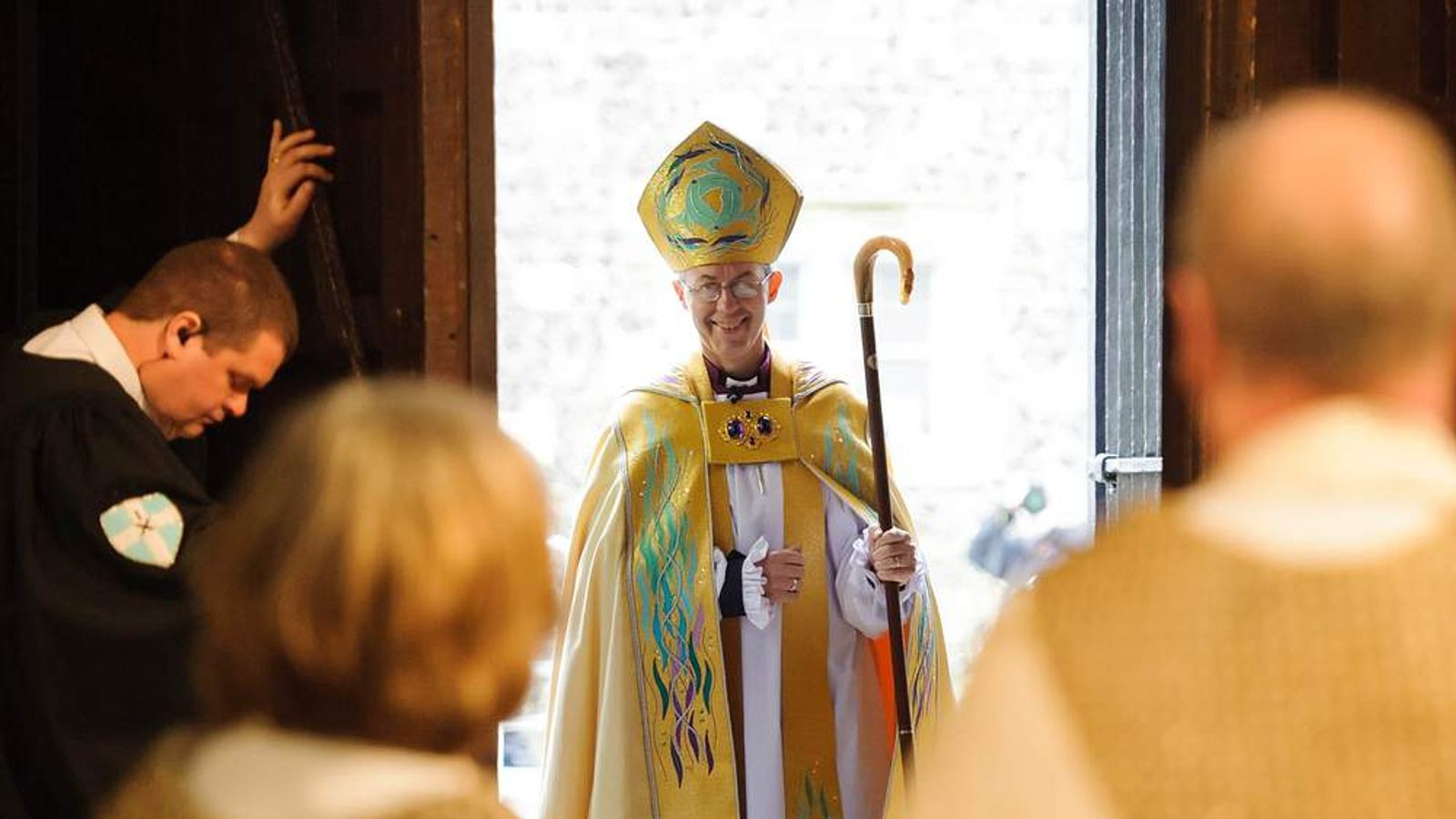 Archbishop of Canterbury Enthronement