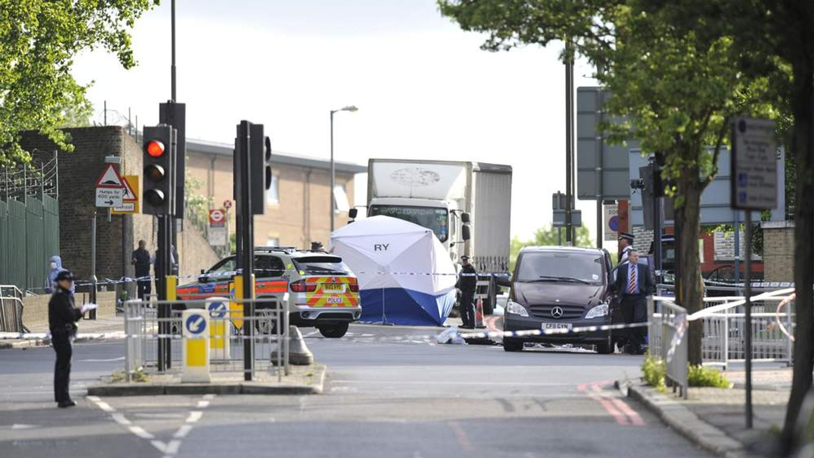 Woolwich street attack
