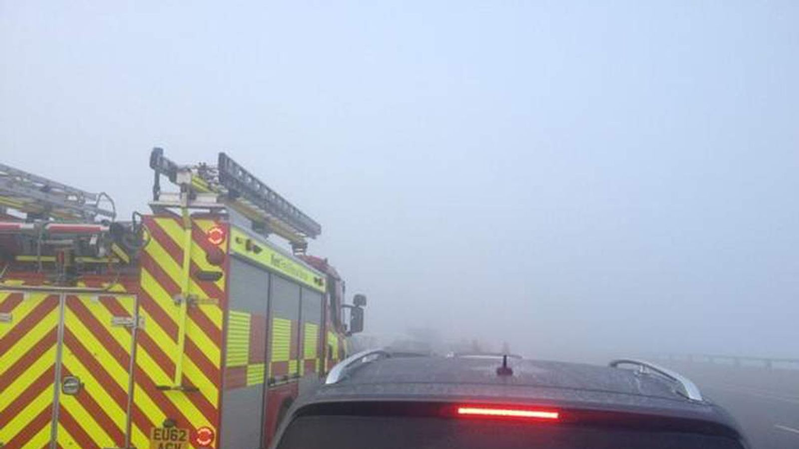 Isle of Sheppy bridge crash
