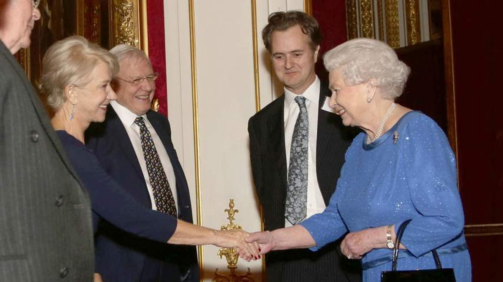 Buckingham Palace reception for the Dramatic Arts