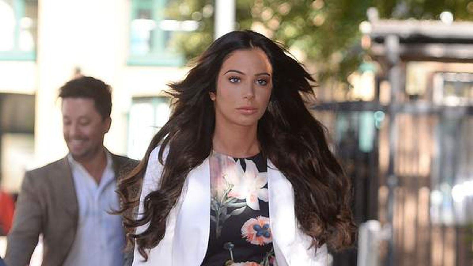 Tulisa Contostavlos court case