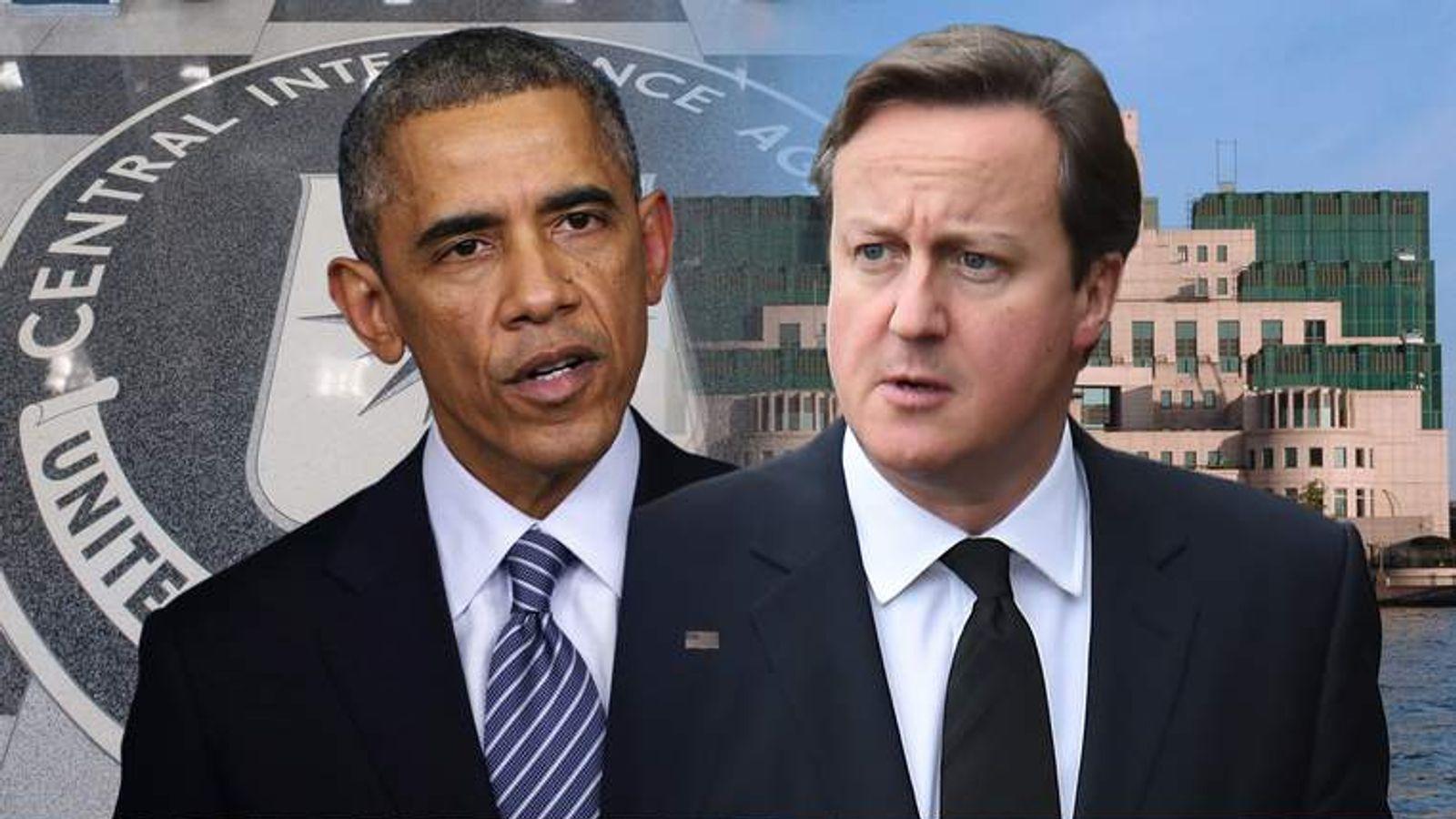 UK sought changes to senate CIA torture report