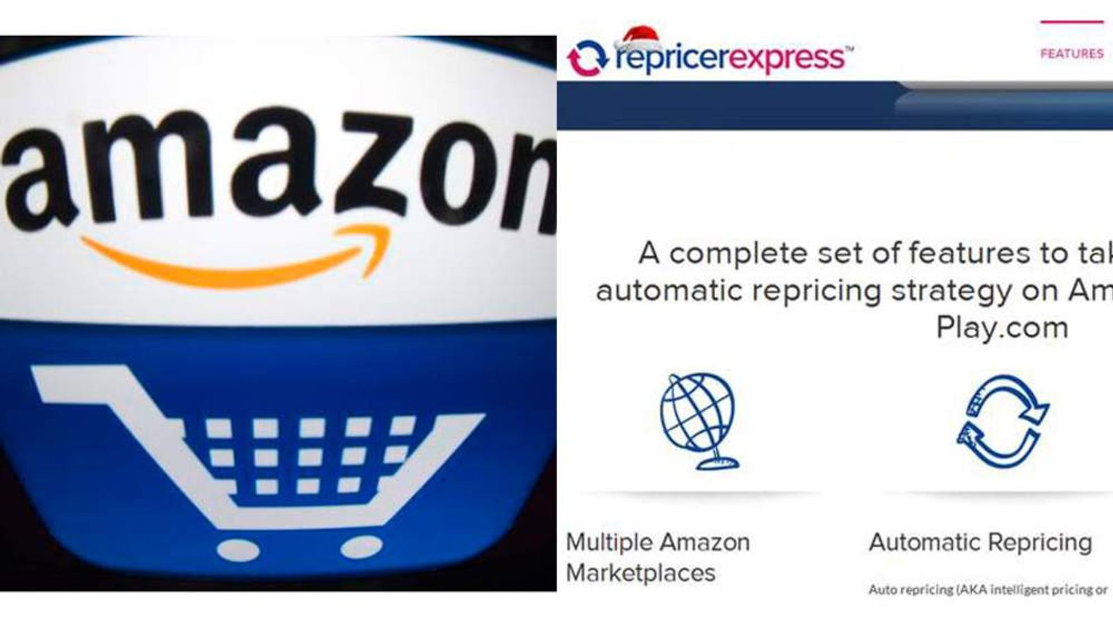 Amazon and RepricerExpress
